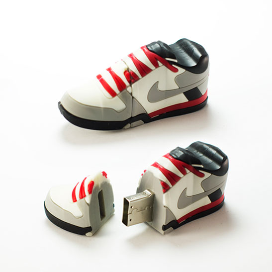Nike Shoe Flash Drive