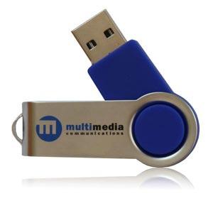 Aluminium Angle USB