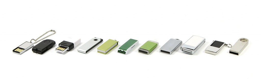 Various USB Flash Drives